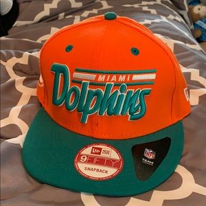 NFL Miami Dolphins SnapBack Hat